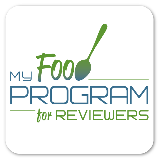 My Food Program for Reviewers App Icon
