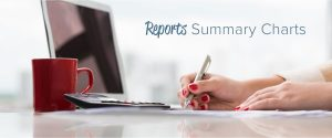 Reports Summart Chart Header